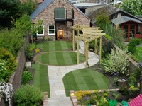 Landscaping & Design image